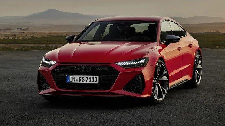Đánh giá xe Audi RS7 2020 về cảm giác lái.