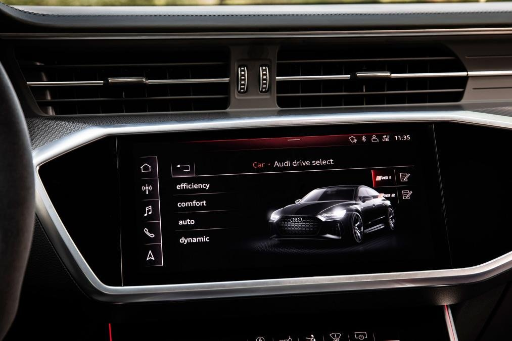Audi RS7 2020 màn hình chính 2