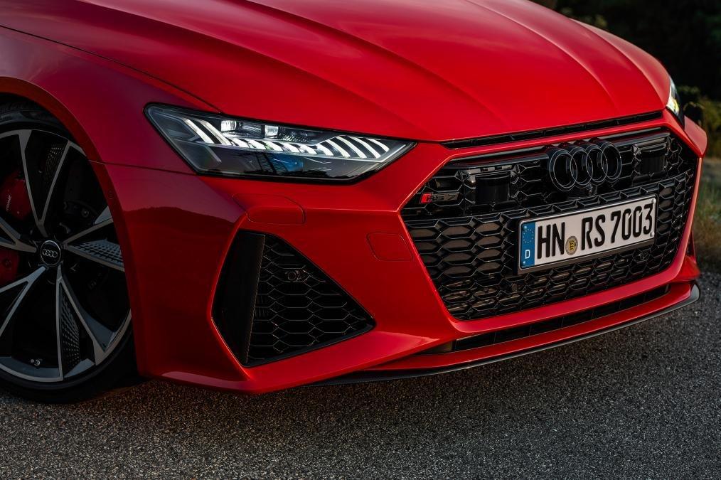 Đèn xe Audi RS7 2020
