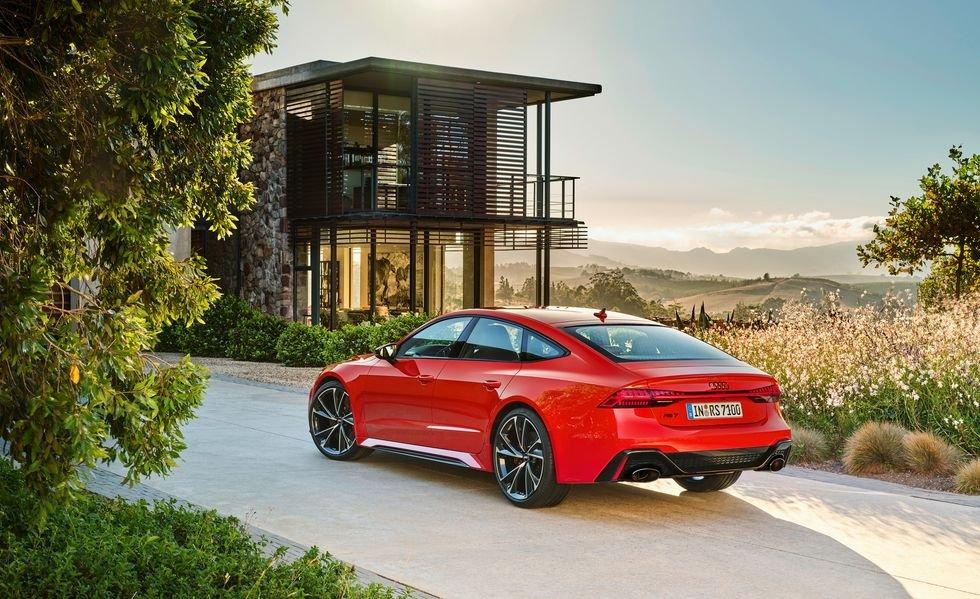 Đánh giá xe Audi RS7 2020.
