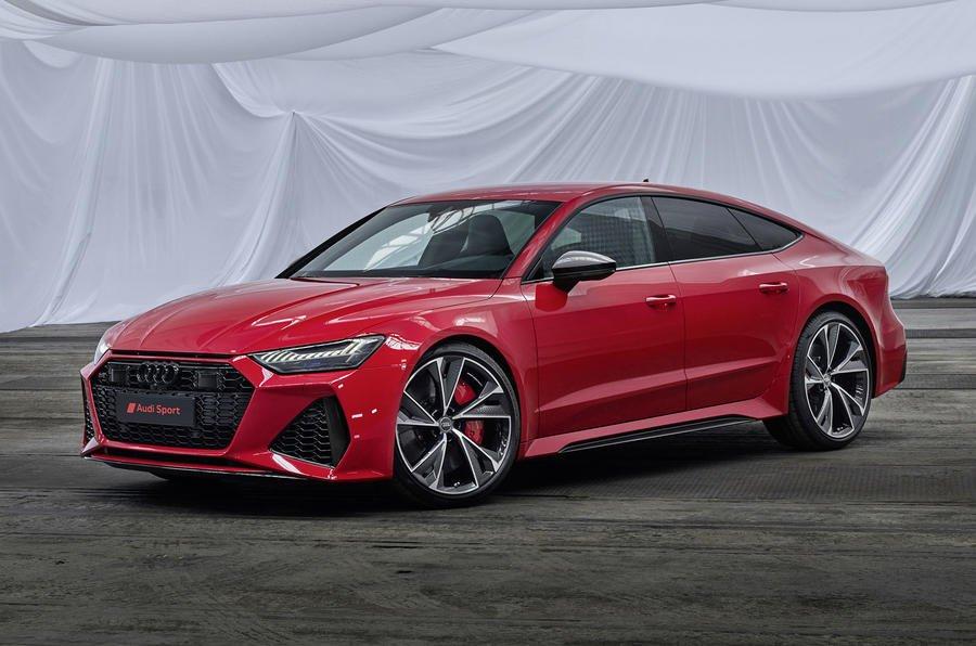 Đánh giá xe Audi RS7 2020 về động cơ, hộp số và hiệu năng