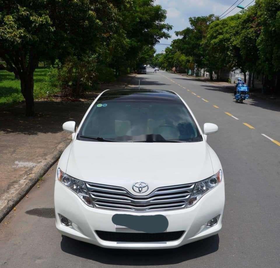Bán Toyota Venza đời 2009, nhập khẩu, số tự động (1)