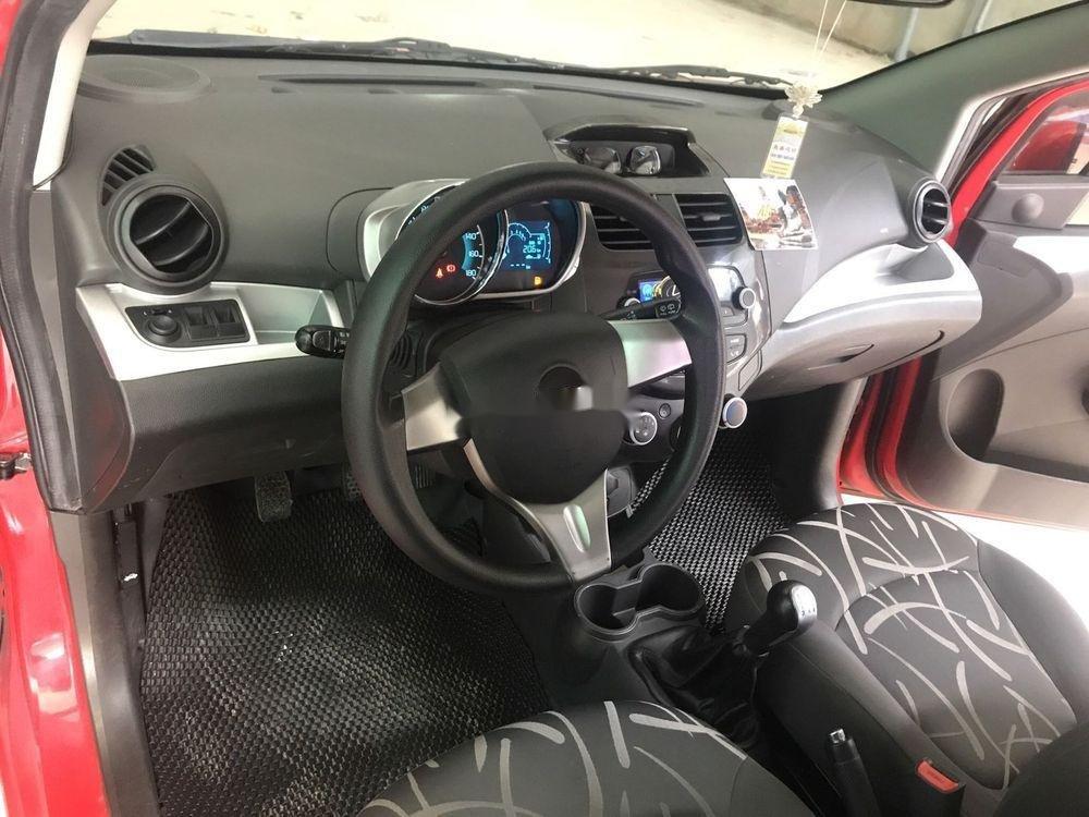 Bán Chevrolet Spark sản xuất 2015, màu đỏ còn mới (5)
