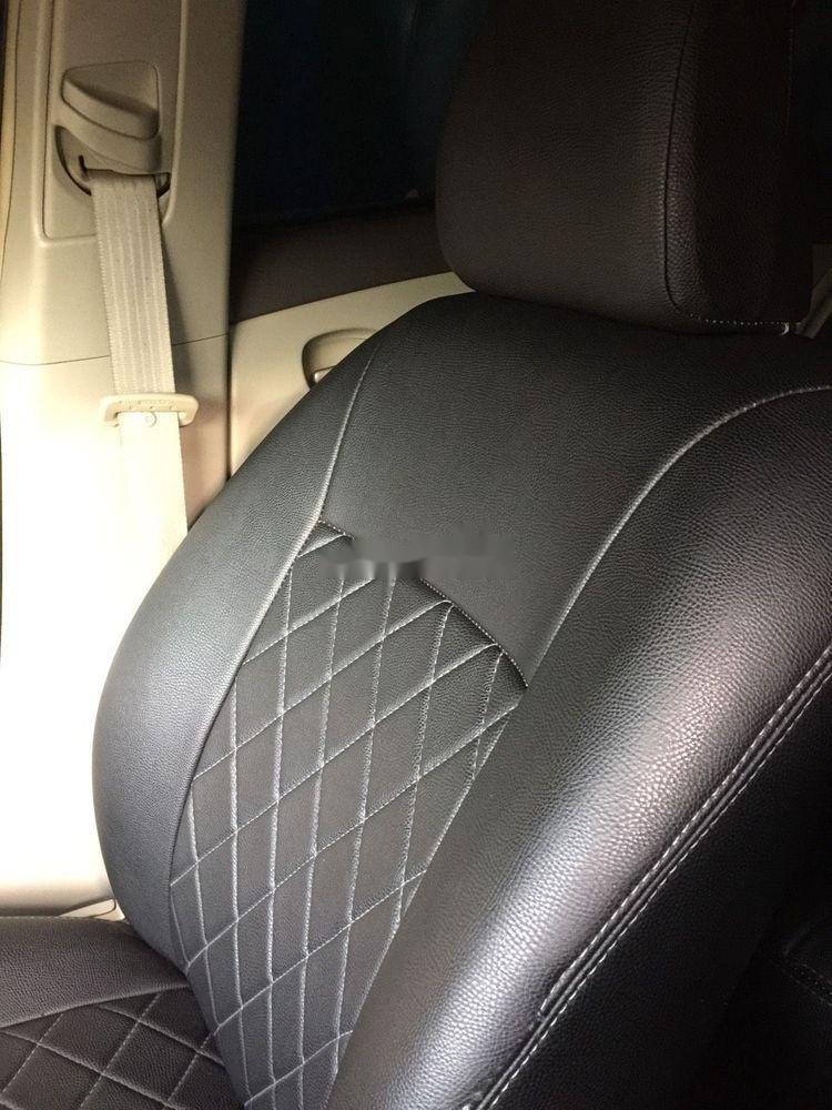 Bán xe Toyota Corolla Altis đời 2009, màu đen (6)