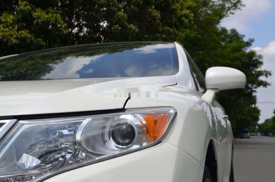 Bán Toyota Venza đời 2009, nhập khẩu, số tự động (6)