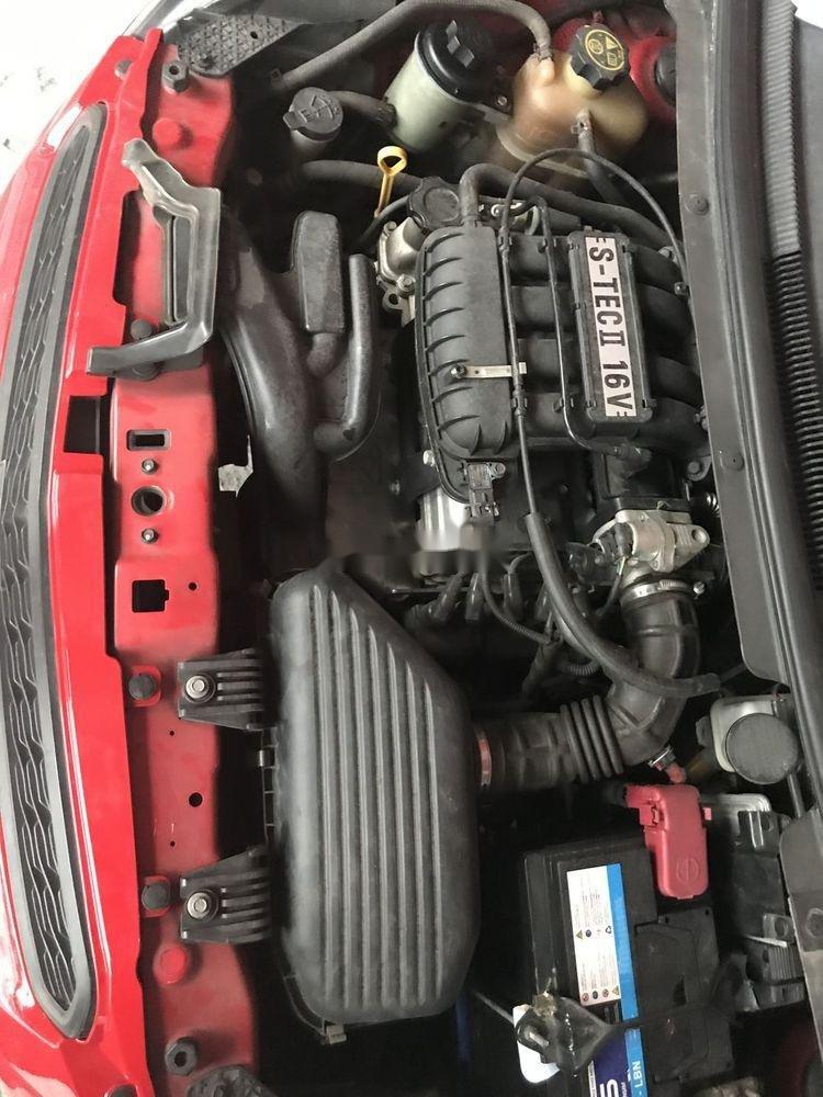 Bán Chevrolet Spark sản xuất 2015, màu đỏ còn mới (6)