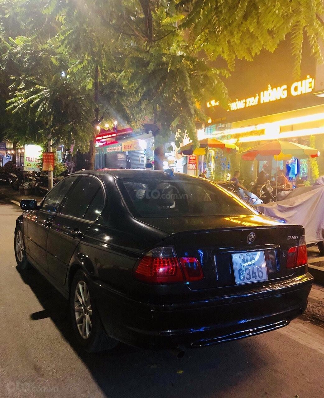 Cần tiền bán gấp xe BMW 318i (3)