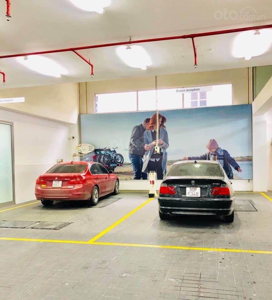 Cần tiền bán gấp xe BMW 318i (6)