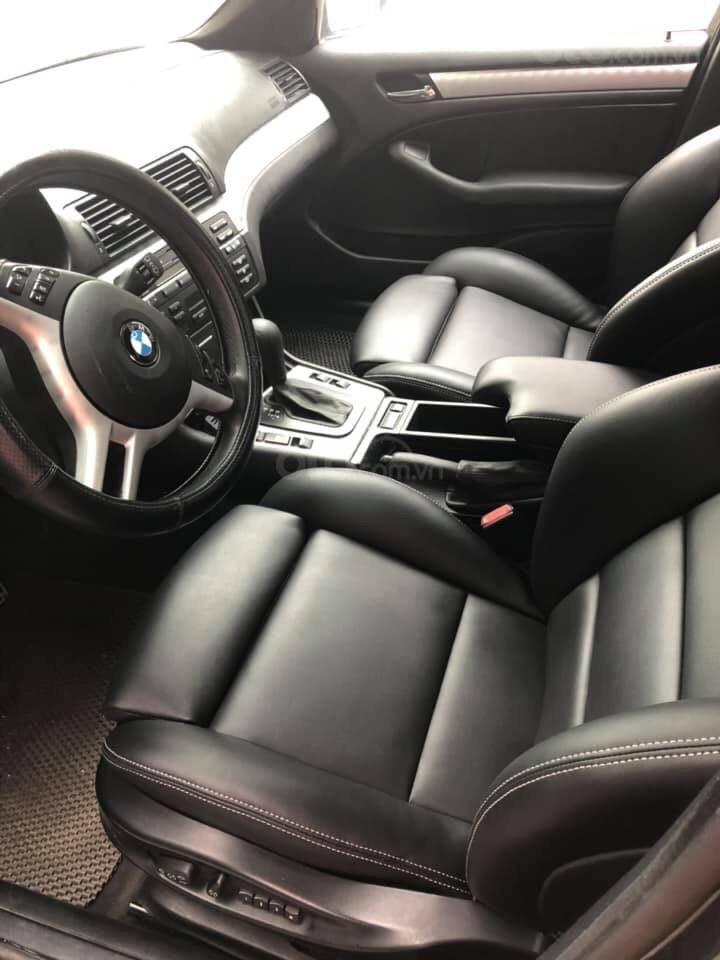 Cần tiền bán gấp xe BMW 318i (4)