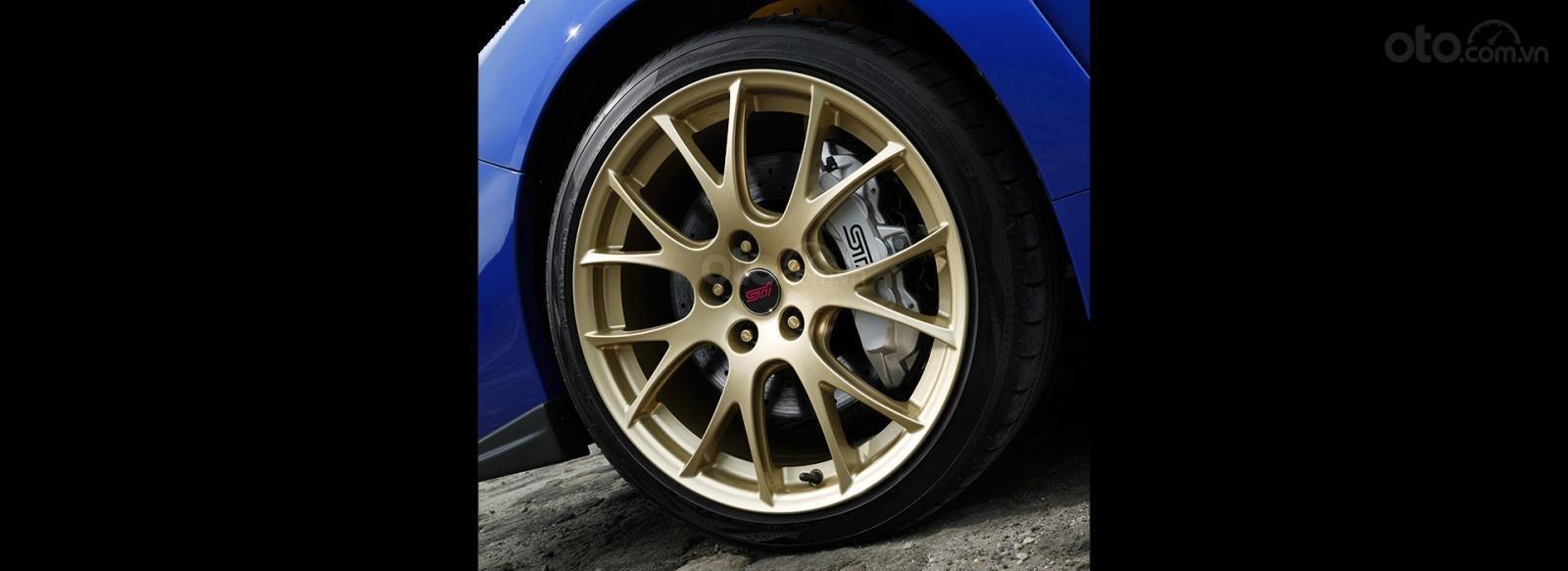 Subaru WRX STI EJ20 Final Edition đặc sắc