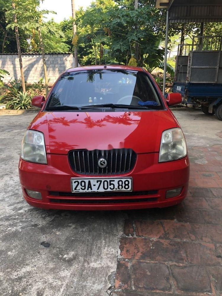 Cần bán xe Kia Morning sản xuất 2004 giá tốt (1)