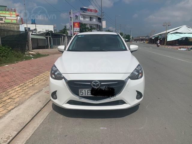 Bán Mazda 2 2015 tự động, nhập Thái (2)