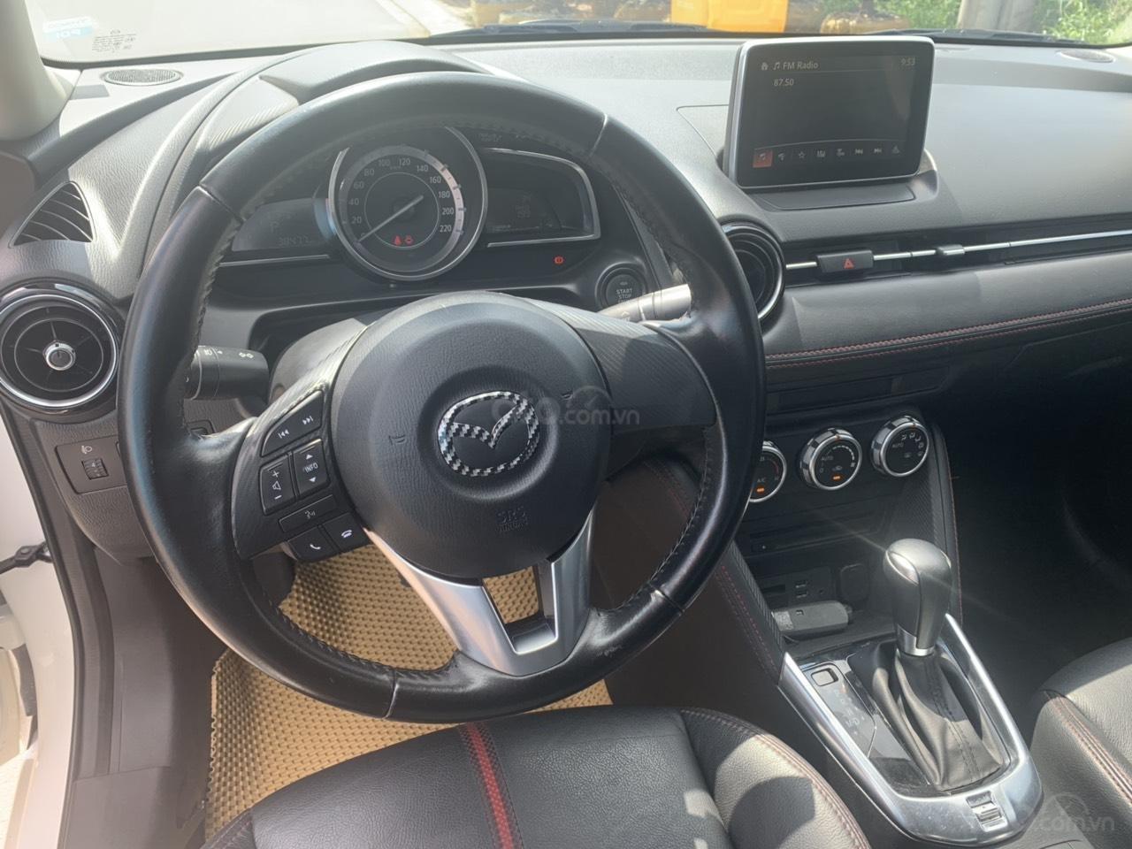 Bán Mazda 2 2015 tự động, nhập Thái (10)