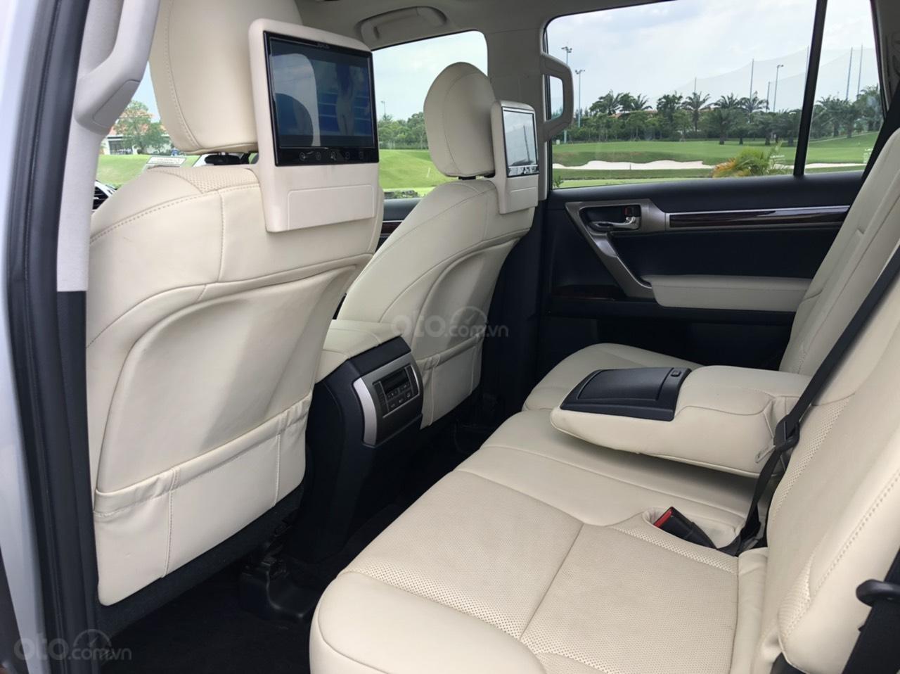 Lexus GX460 đời 2012, màu bạc, nhập khẩu (8)