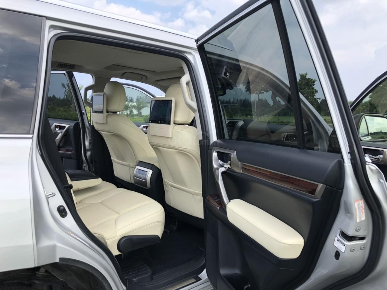 Lexus GX460 đời 2012, màu bạc, nhập khẩu (12)