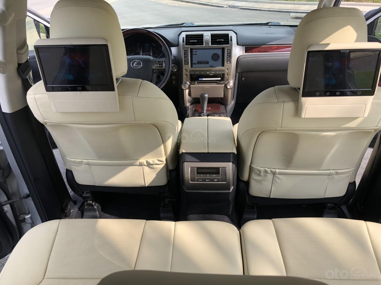 Lexus GX460 đời 2012, màu bạc, nhập khẩu (16)