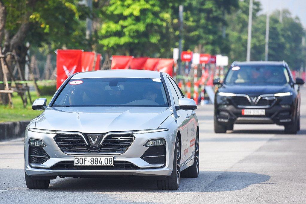 VinFast tri ân đặc biệt cho khách hàng đã và sắp mua xe Lux và Fadil a2