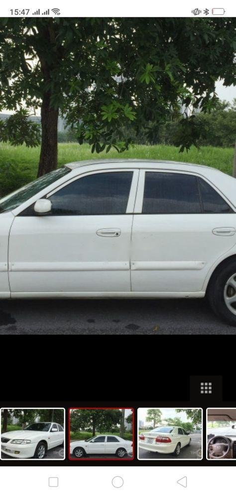 Cần bán Mazda 626 đời 1998, màu trắng, nhập khẩu  (2)