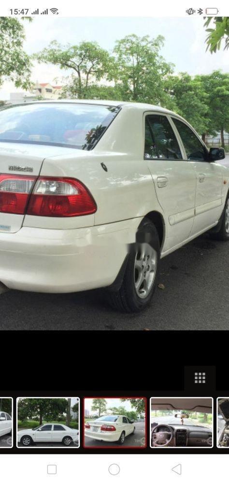 Cần bán Mazda 626 đời 1998, màu trắng, nhập khẩu  (1)