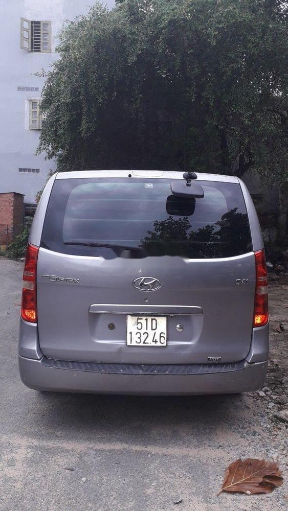 Bán Hyundai Starex sản xuất năm 2010, màu xám, nhập khẩu  (5)