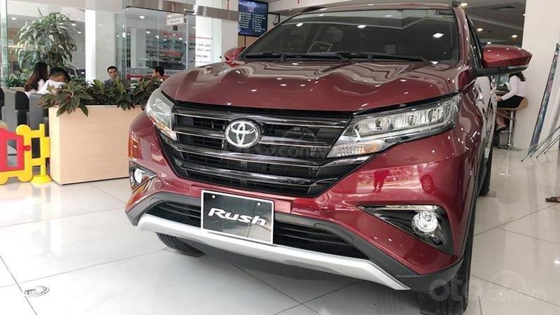 Bán xe Rush 2019, nhập khẩu, giá tốt, giao ngay trong ngày (1)