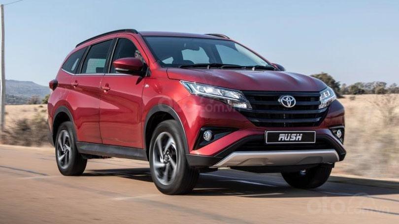 Bán xe Rush 2019, nhập khẩu, giá tốt, giao ngay trong ngày (3)