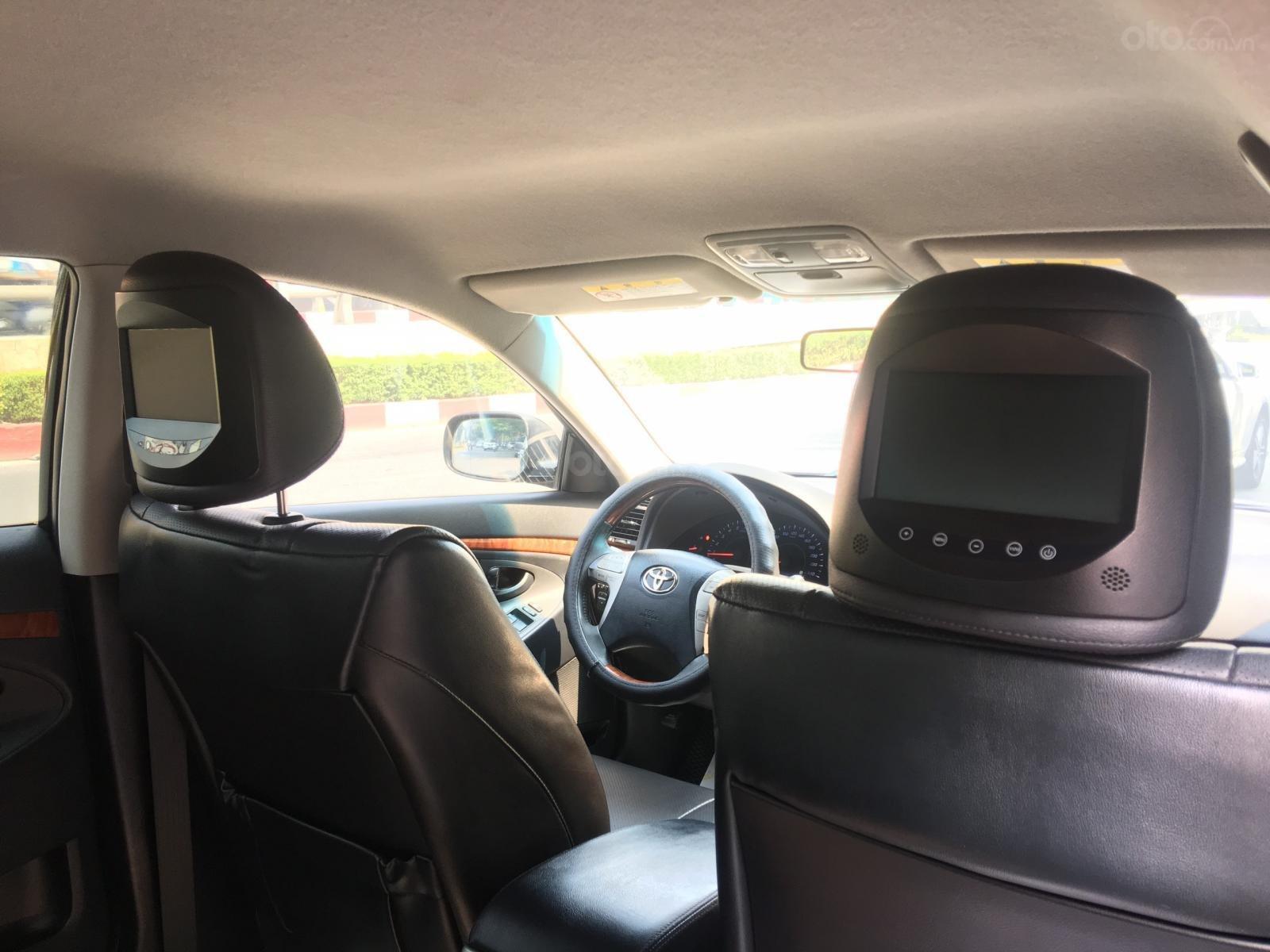 Cần bán xe Toyota Camry 2.0E sản xuất năm 2010, màu đen, xe nhập (9)