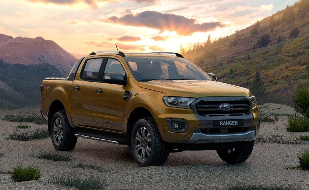 Ford Ranger là mẫu xe bán tải ăn khách tại Việt Nam.