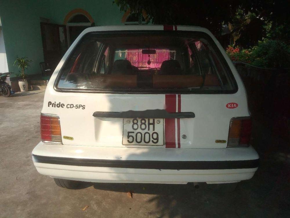Bán Kia Pride năm 2000, màu trắng (6)