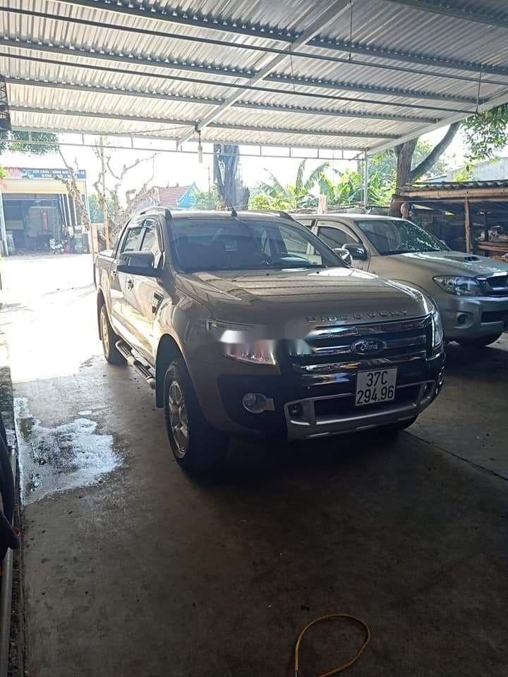 Bán xe Ford Ranger đời 2014, 460tr (1)