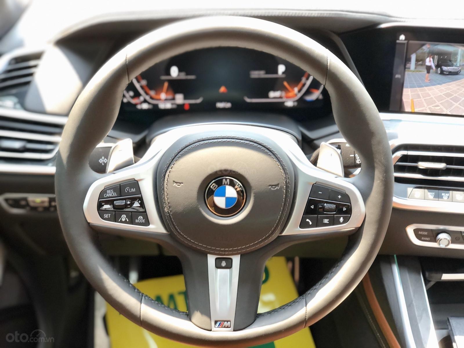 Bán BMW X7 XDrive40i M-Sport sản xuất năm 2019 full kịch option, màu đen, xe nhập Mỹ, mới 100% giao ngay, LH 0982.84.2838 (9)