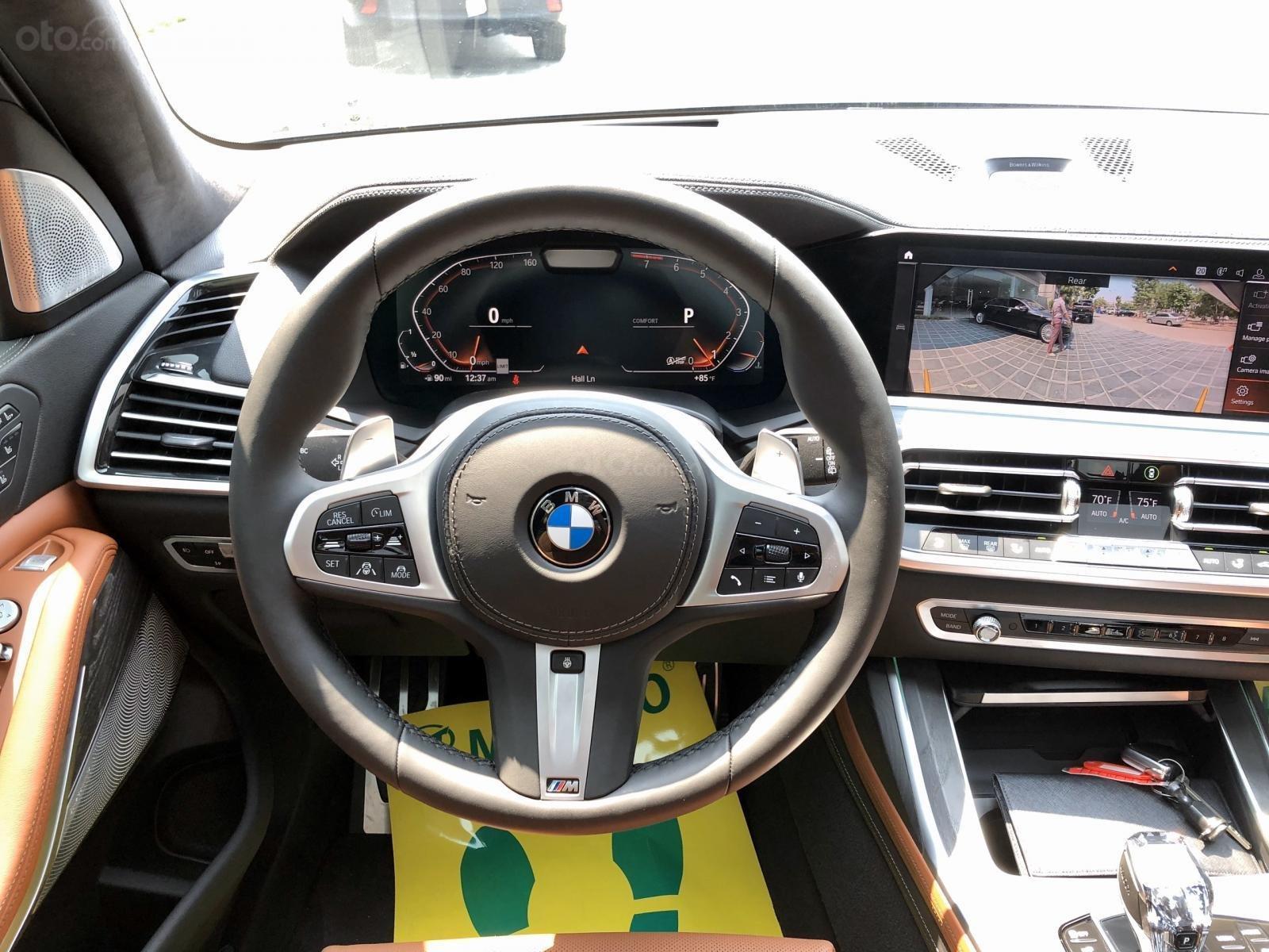Bán BMW X7 XDrive40i M-Sport sản xuất năm 2019 full kịch option, màu đen, xe nhập Mỹ, mới 100% giao ngay, LH 0982.84.2838 (10)