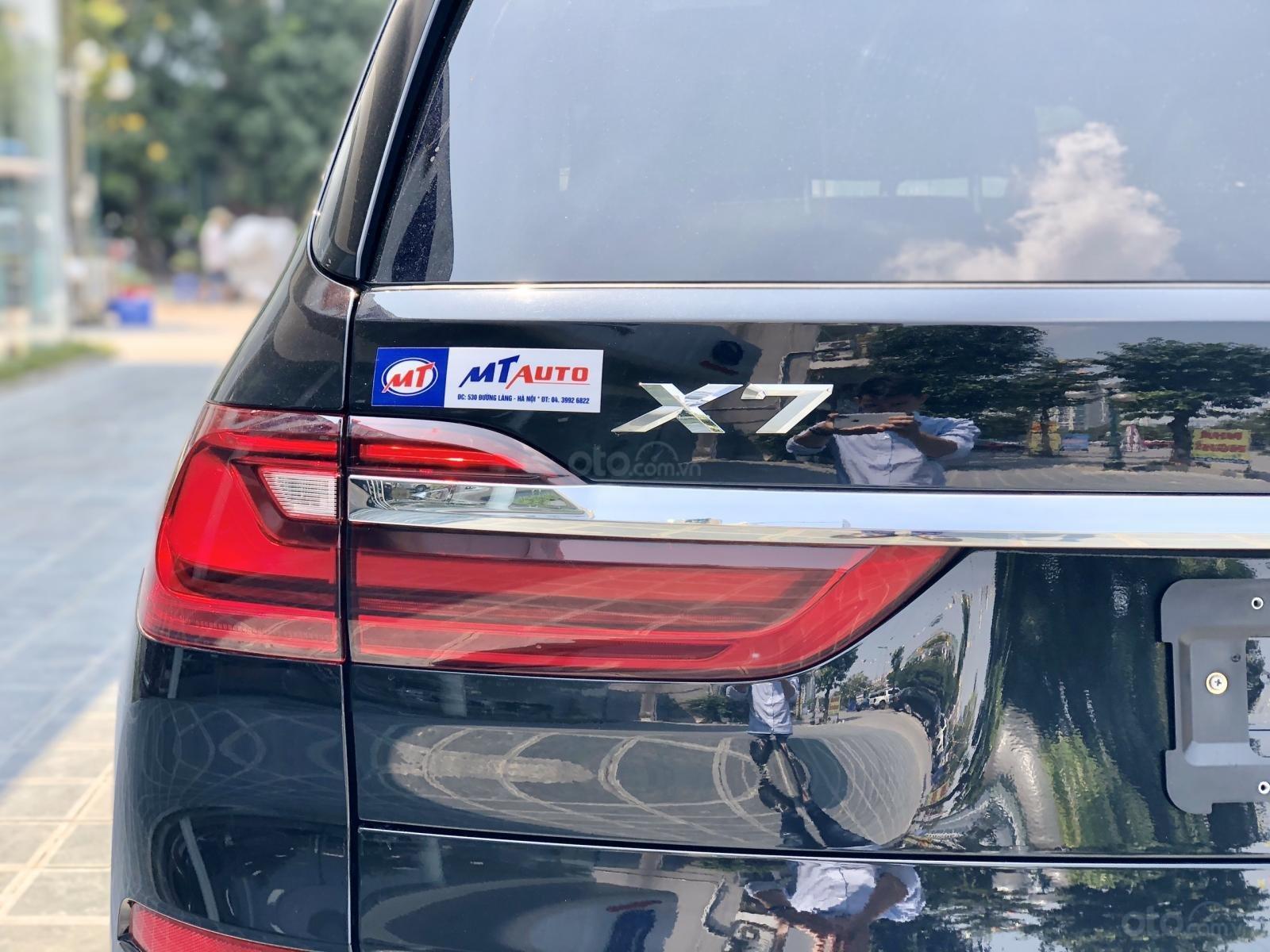 Bán BMW X7 XDrive40i M-Sport sản xuất năm 2019 full kịch option, màu đen, xe nhập Mỹ, LH 0982.84.2838 (12)
