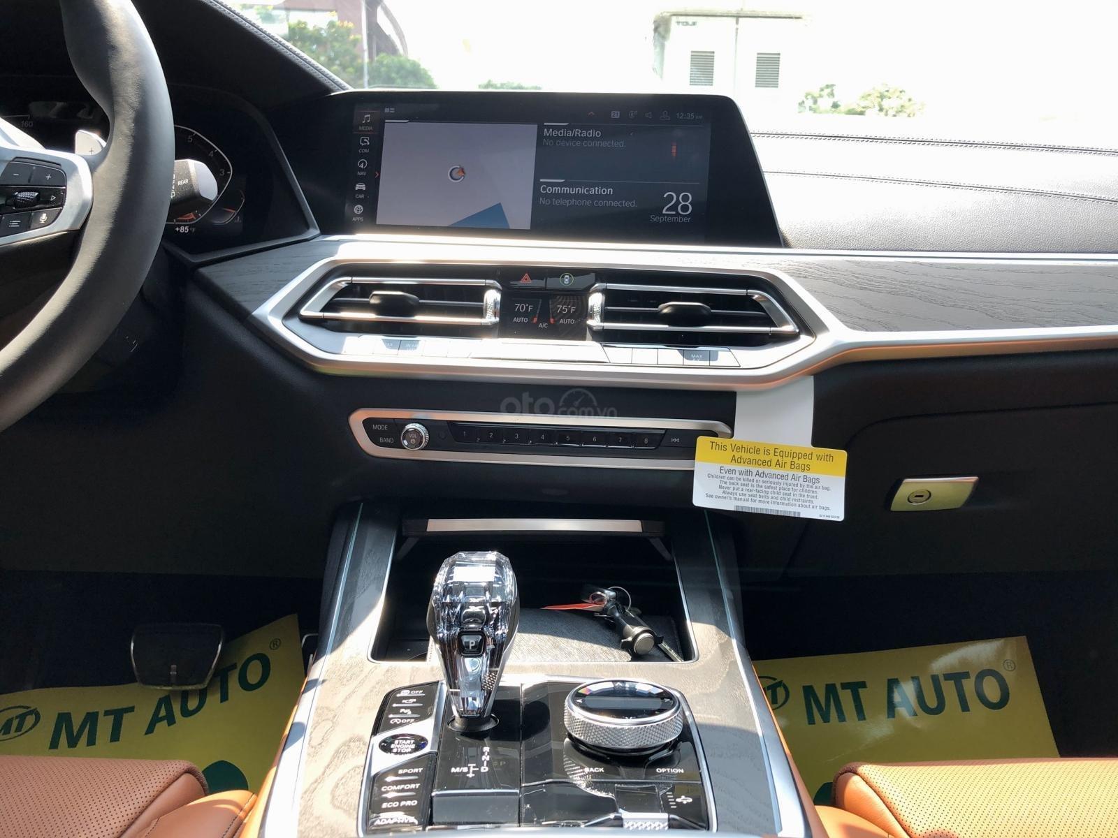 Bán BMW X7 XDrive40i M-Sport sản xuất năm 2019 full kịch option, màu đen, xe nhập Mỹ, mới 100% giao ngay, LH 0982.84.2838 (14)