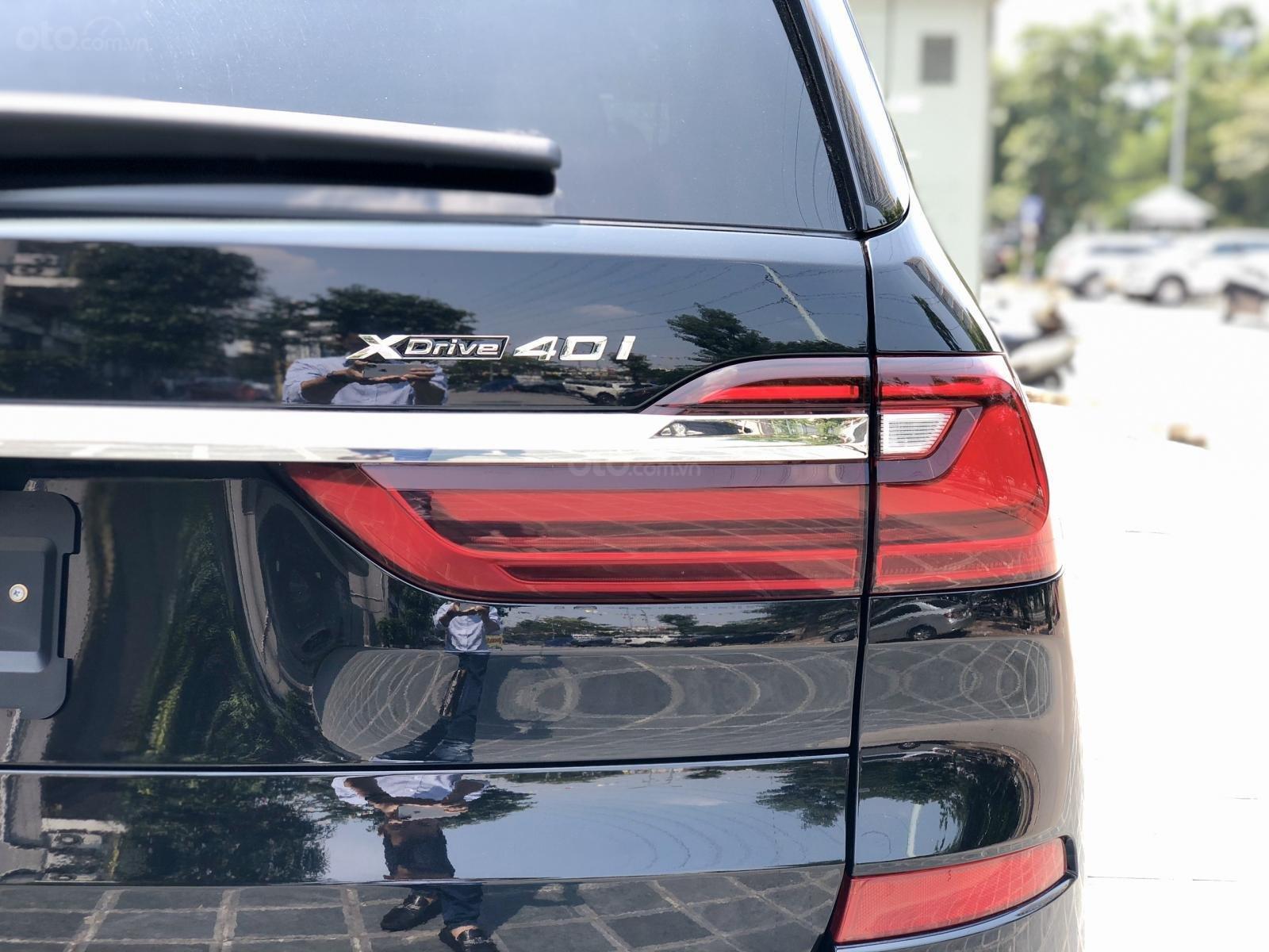 Bán BMW X7 XDrive40i M-Sport sản xuất năm 2019 full kịch option, màu đen, xe nhập Mỹ, mới 100% giao ngay, LH 0982.84.2838 (16)