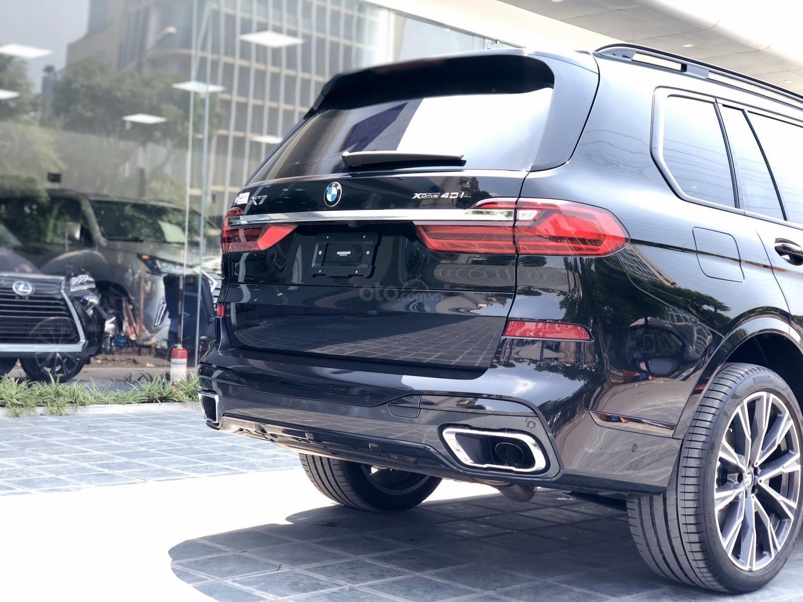 Bán BMW X7 XDrive40i M-Sport sản xuất năm 2019 full kịch option, màu đen, xe nhập Mỹ, mới 100% giao ngay, LH 0982.84.2838 (18)