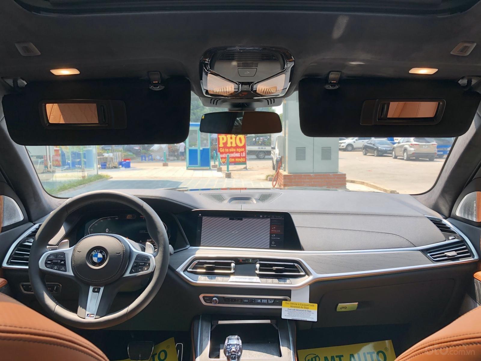 Bán BMW X7 XDrive40i M-Sport sản xuất năm 2019 full kịch option, màu đen, xe nhập Mỹ, LH 0982.84.2838 (19)