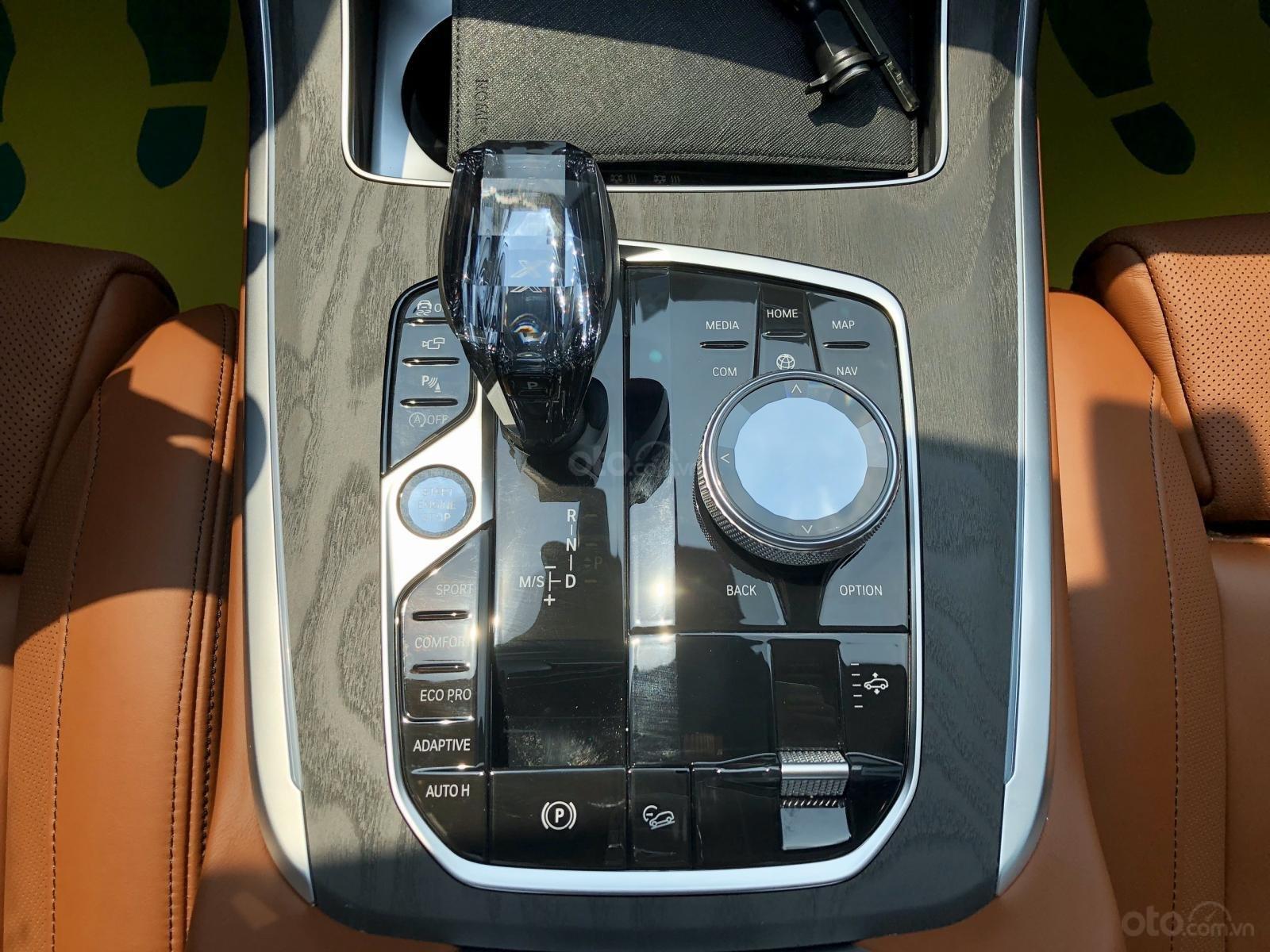 Bán BMW X7 XDrive40i M-Sport sản xuất năm 2019 full kịch option, màu đen, xe nhập Mỹ, mới 100% giao ngay, LH 0982.84.2838 (21)