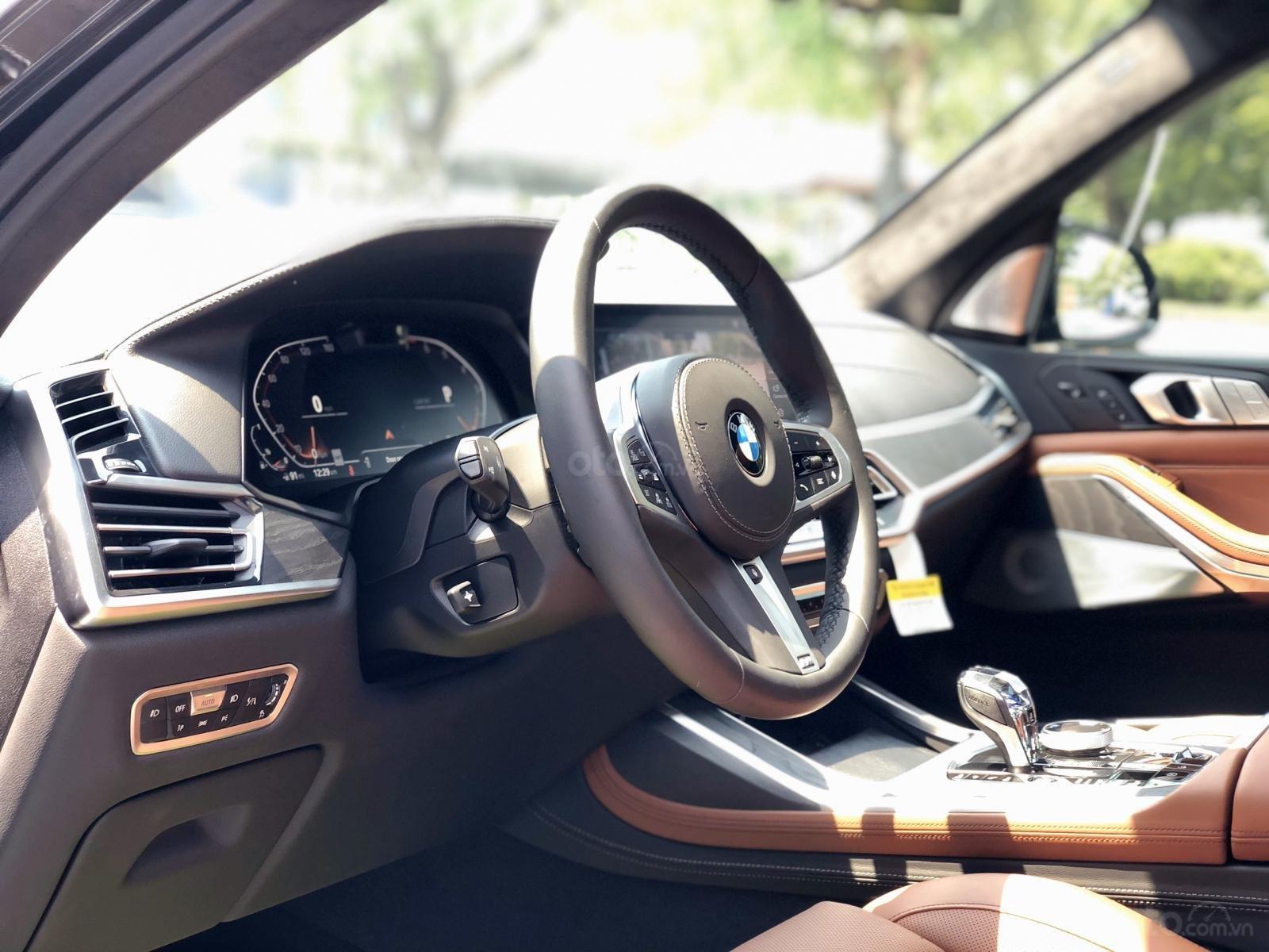 Bán BMW X7 XDrive40i M-Sport sản xuất năm 2019 full kịch option, màu đen, xe nhập Mỹ, mới 100% giao ngay, LH 0982.84.2838 (22)