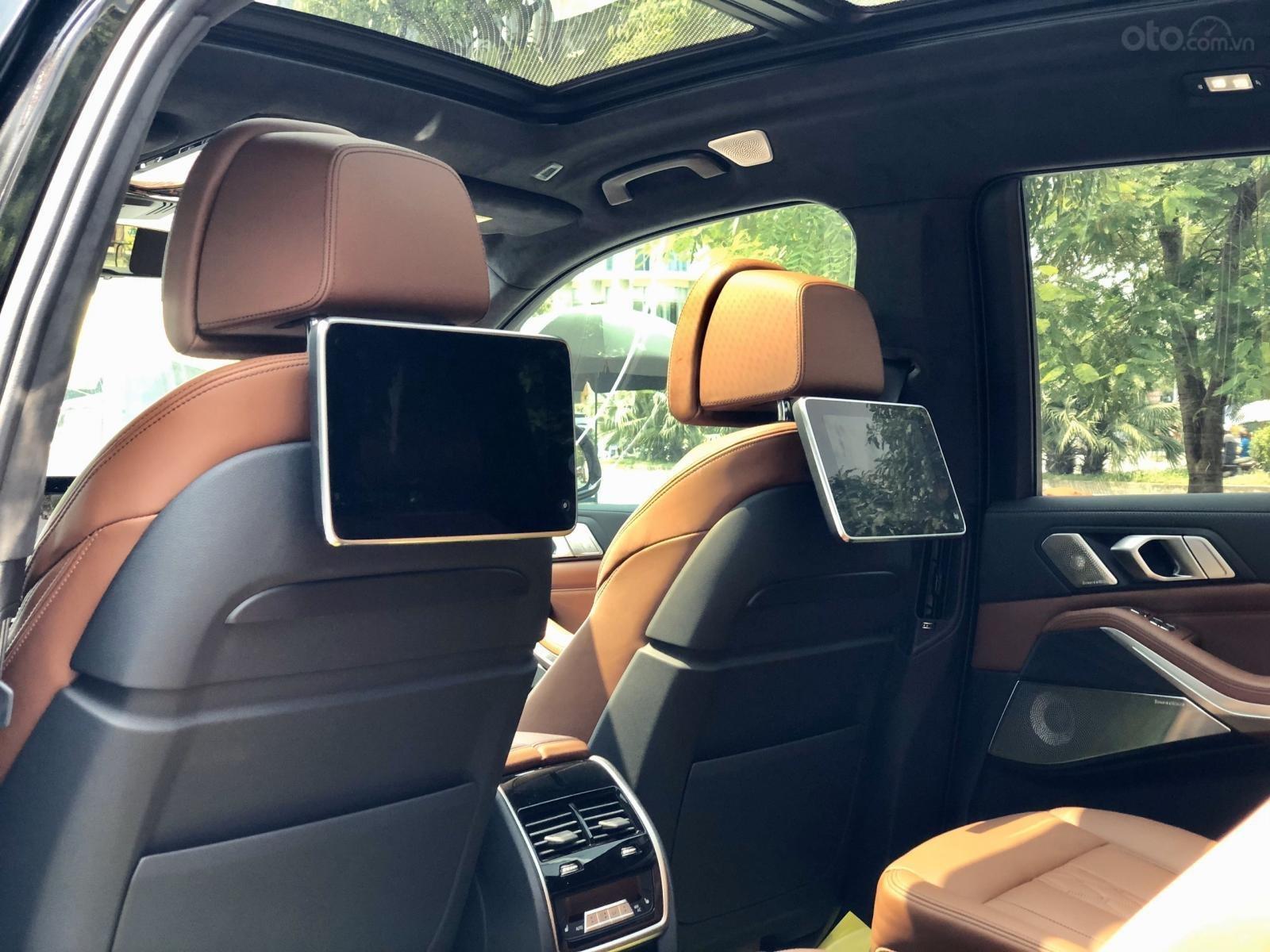 Bán BMW X7 XDrive40i M-Sport sản xuất năm 2019 full kịch option, màu đen, xe nhập Mỹ, mới 100% giao ngay, LH 0982.84.2838 (24)