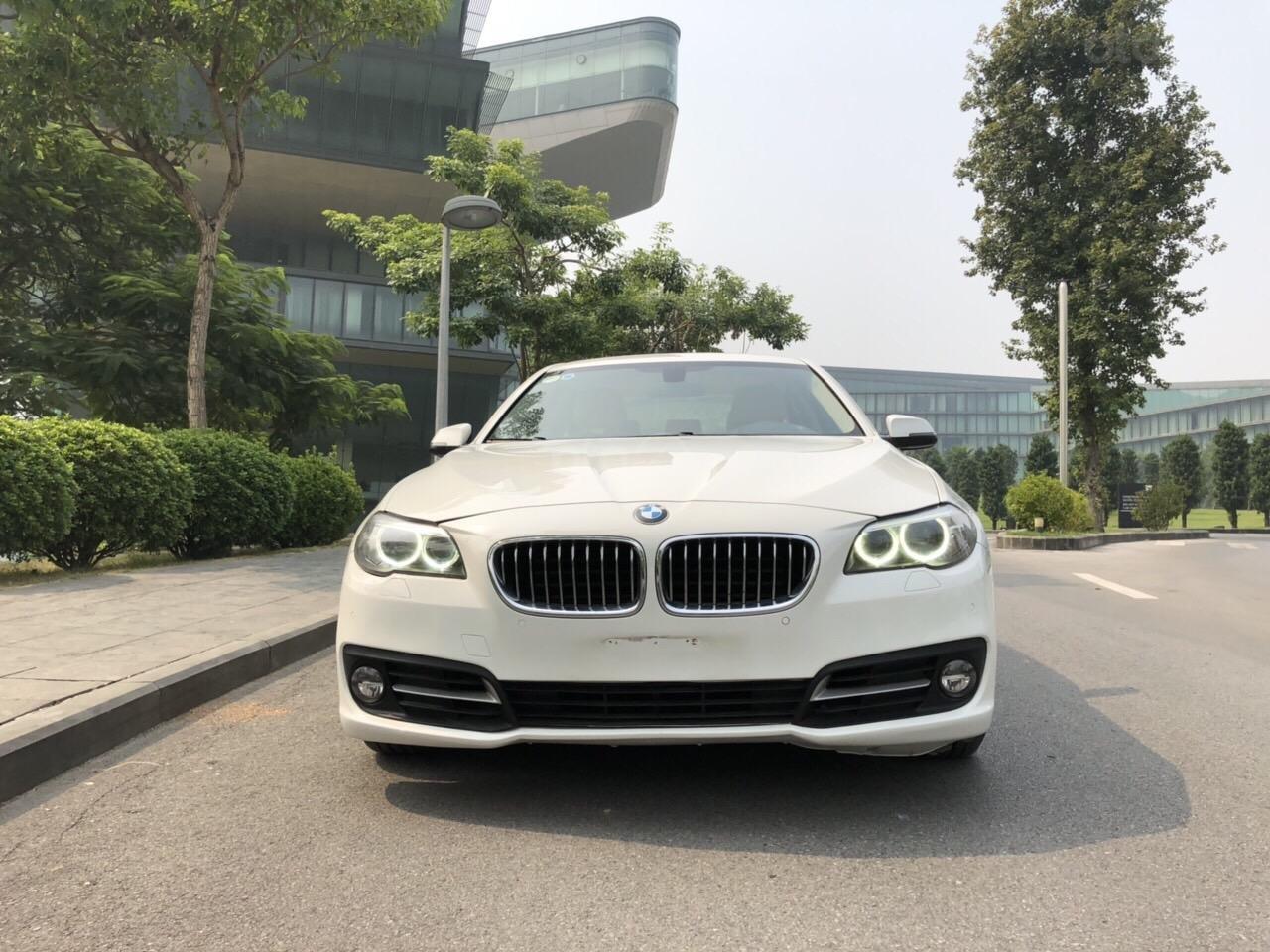 Bán BMW 5 Series 520i năm sản xuất 2013, xe nhập model 2014 (1)