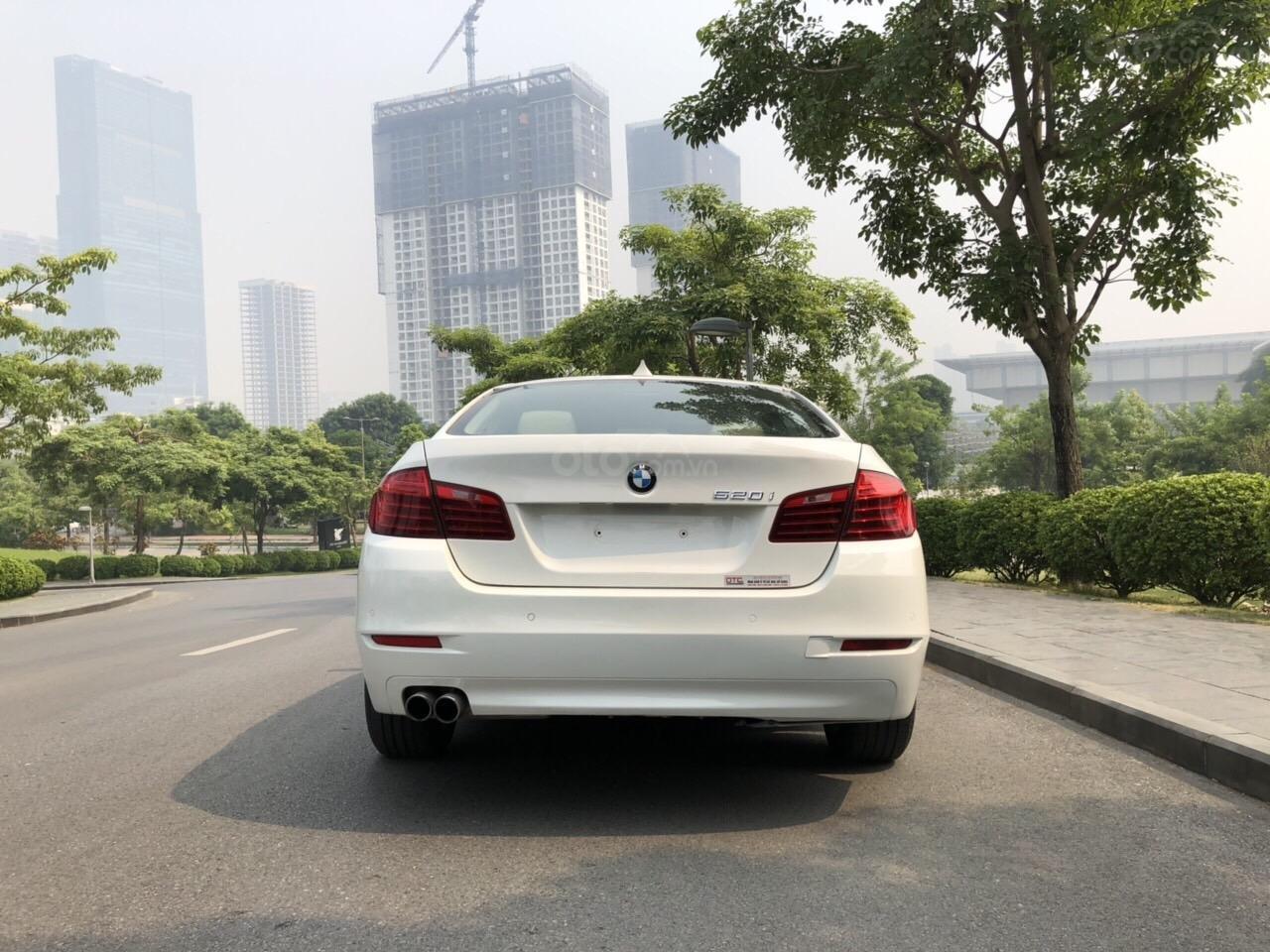 Bán BMW 5 Series 520i năm sản xuất 2013, xe nhập model 2014 (4)