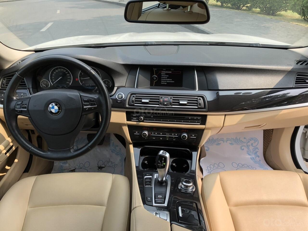 Bán BMW 5 Series 520i năm sản xuất 2013, xe nhập model 2014 (5)
