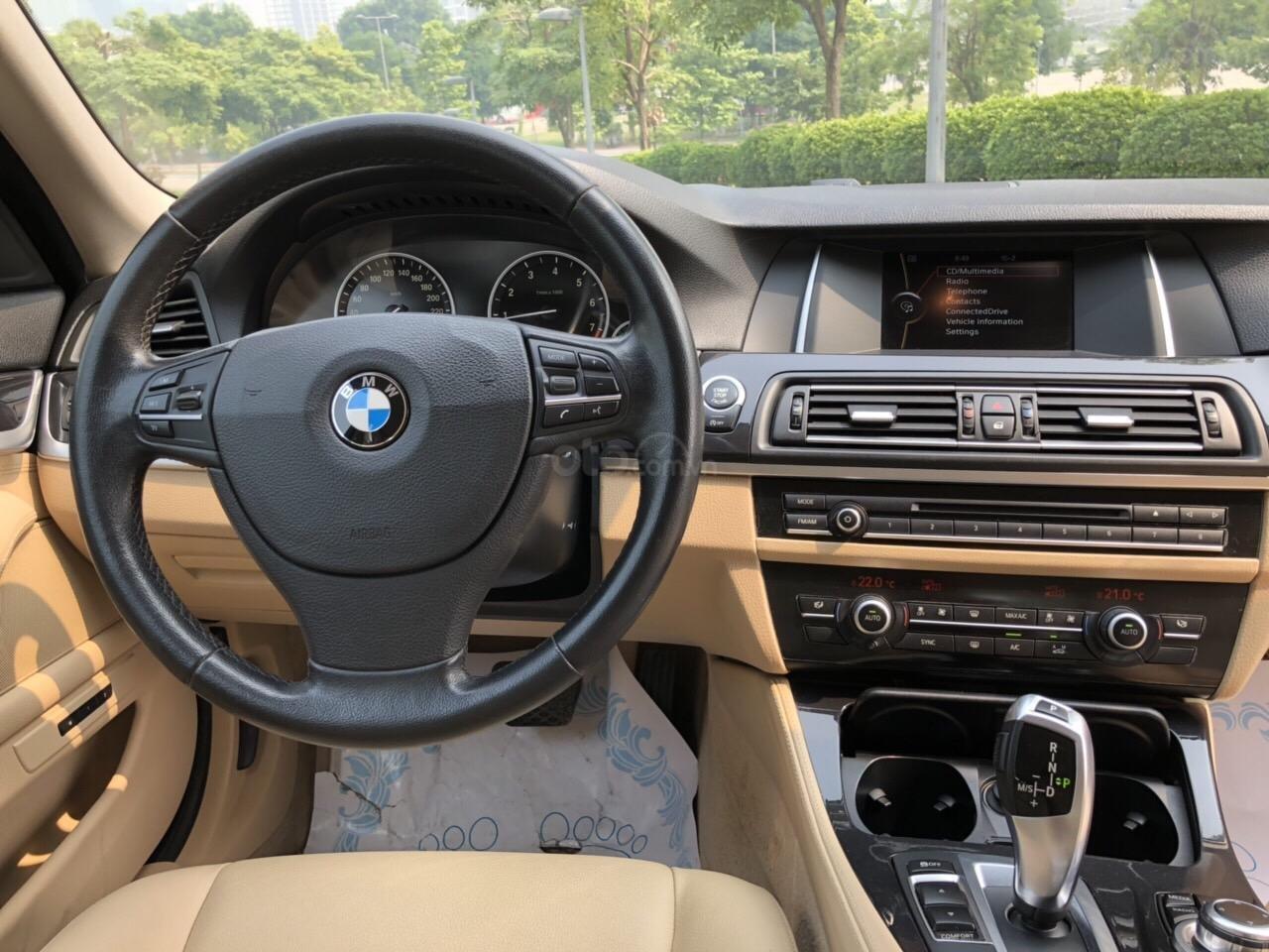 Bán BMW 5 Series 520i năm sản xuất 2013, xe nhập model 2014 (7)