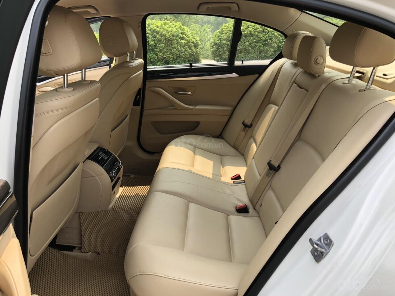 Bán BMW 5 Series 520i năm sản xuất 2013, xe nhập model 2014 (6)
