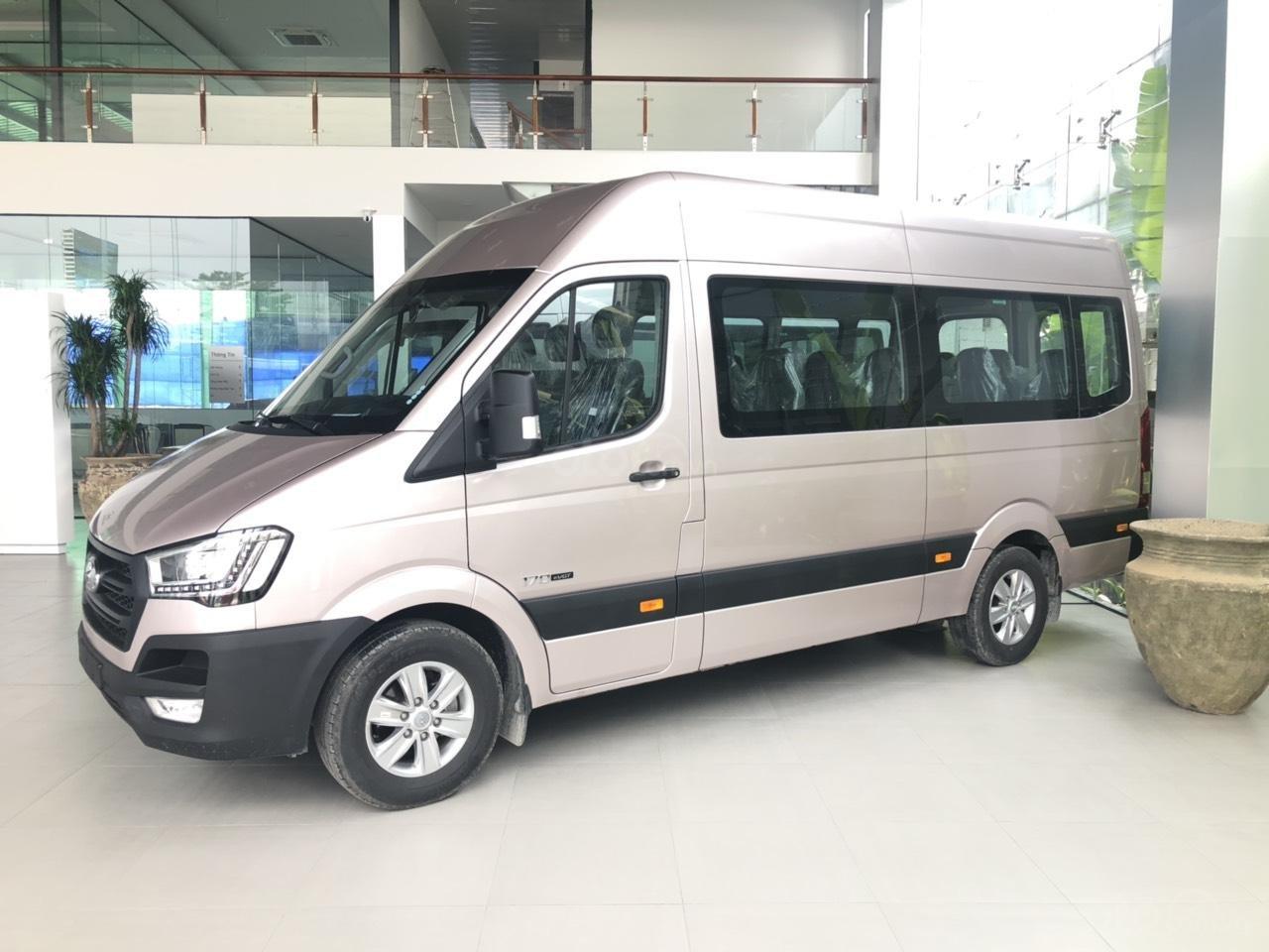 Bán xe Hyundai Solati 2019, đủ màu (1)