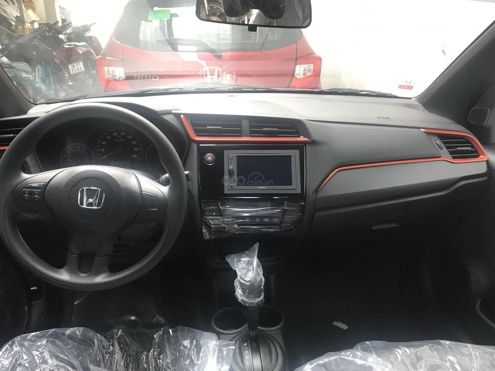 Honda Mỹ Đình - Bán Honda Brio 2020 nhập khẩu giá rẻ đủ màu giao ngay, LH: 0978.776.360 (3)