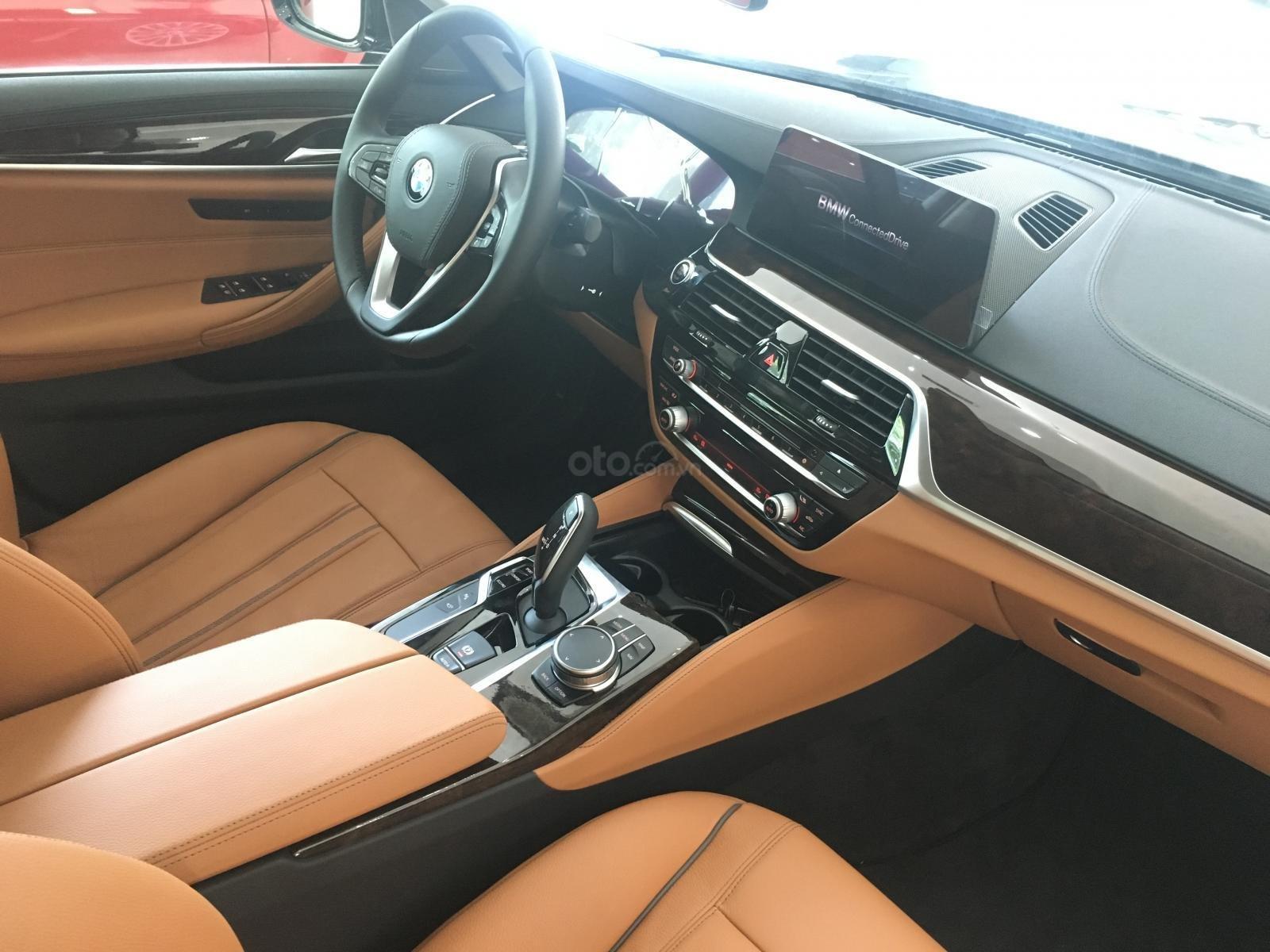 Siêu ưu đãi BMW 530i - Tặng 170 triệu tiền mặt - Xe nhập nguyên chiếc từ Đức (7)