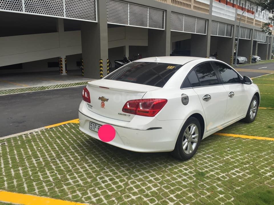Bán xe Chevrolet Cruze LT 2016, xe gia đình đang sử dụng (7)