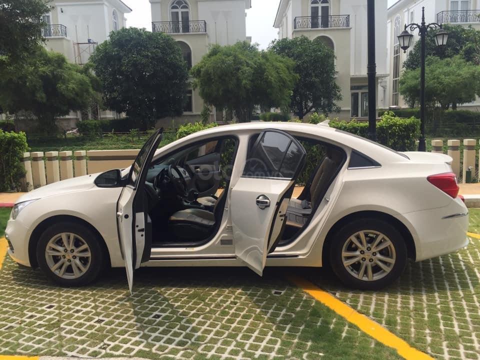 Bán xe Chevrolet Cruze LT 2016, xe gia đình đang sử dụng (9)